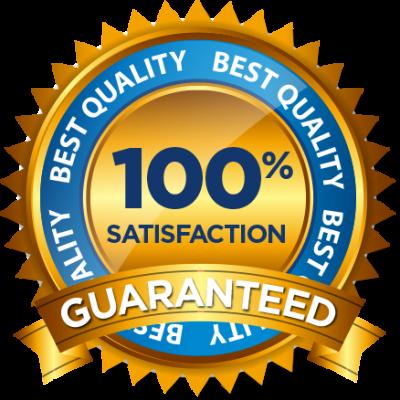 100% guarantee on boiler repair